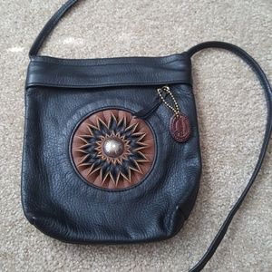 Handbags - NWT handmade leather crossbody